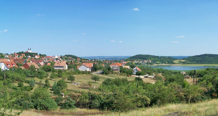 Panorama from Kiserdő hill